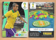 Brazil Lucas Moura Paris St Germain One to Watch 57 2014